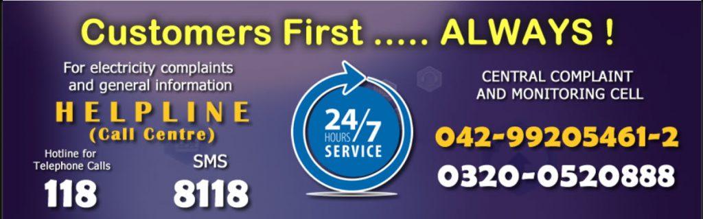 LESCO Customer SERVICES